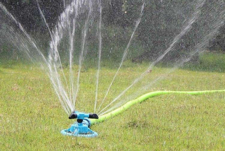 Rotary Sprinklers