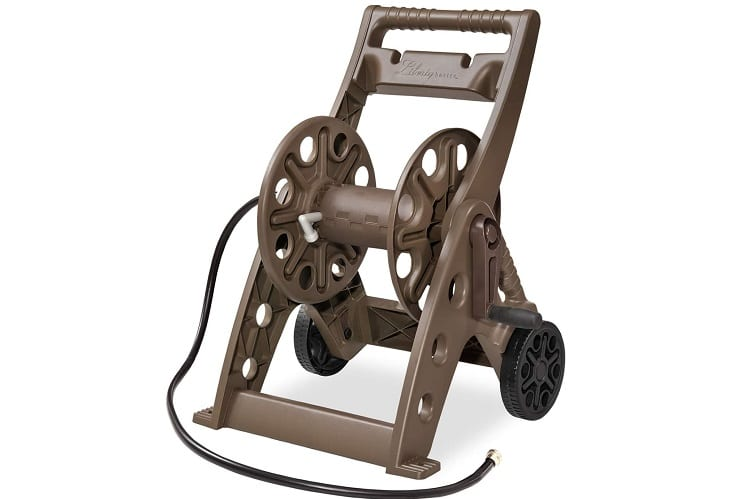 Liberty Garden Products 514 Two Wheel Hose Cart