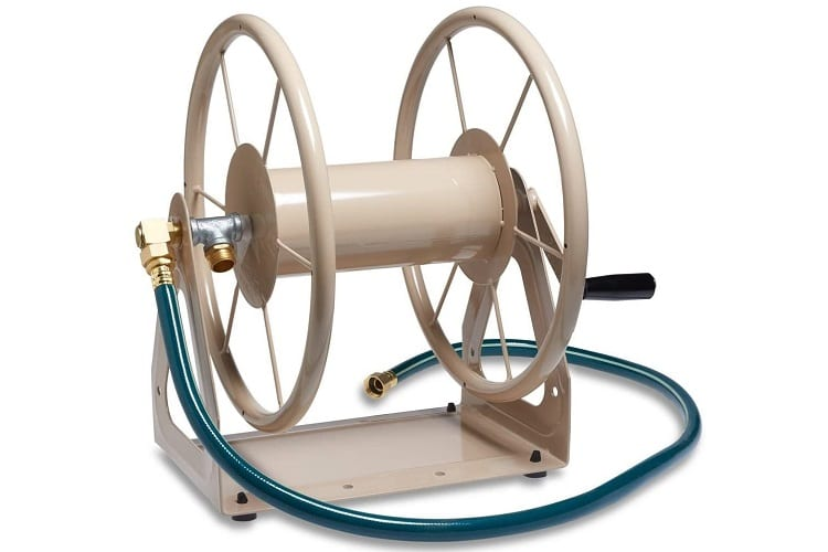 Liberty Garden 703-1 Garden Wall/Floor Hose Reel