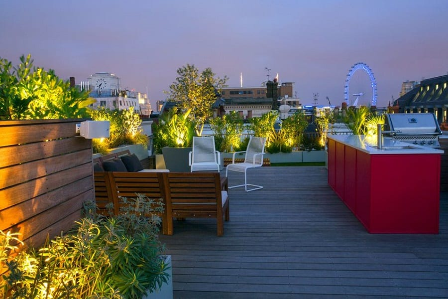 7 Rooftop Garden Ideas