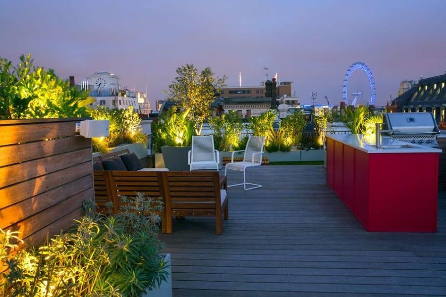 7 Rooftop Garden Ideas