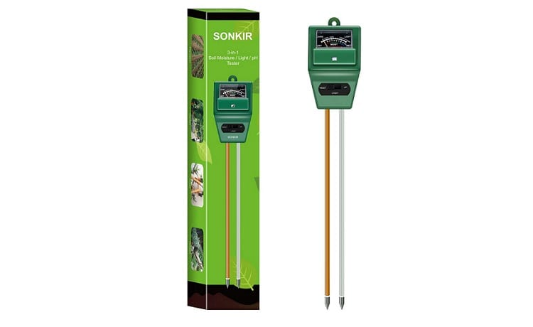 Sonkir Soil pH Meter Review