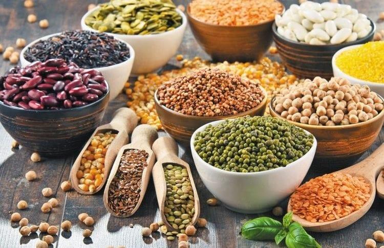 legumes as a peas family