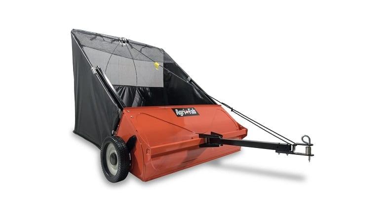 Agri-Fab Pull Behind Sweeper