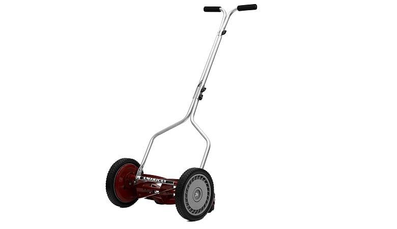 merican Lawn Mower Company Reel Mower