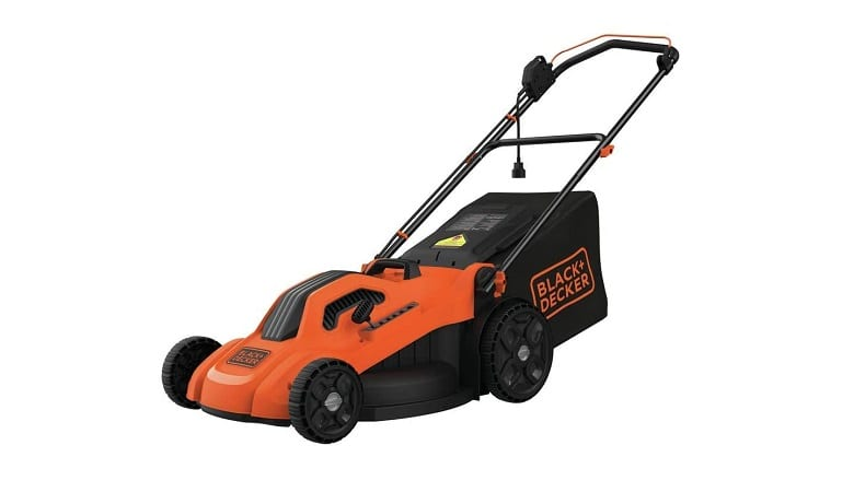 Black and Decker 20 Inch Corded Electric Mower