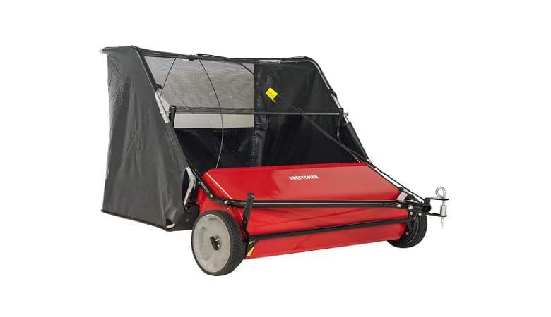Craftsman Tow Hi-Speed Lawn Sweeper