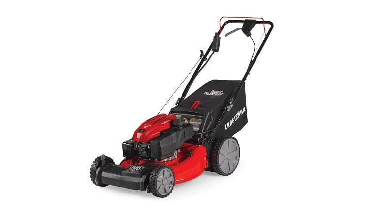 Best Electric Start Self Propelled Lawn Mower 2