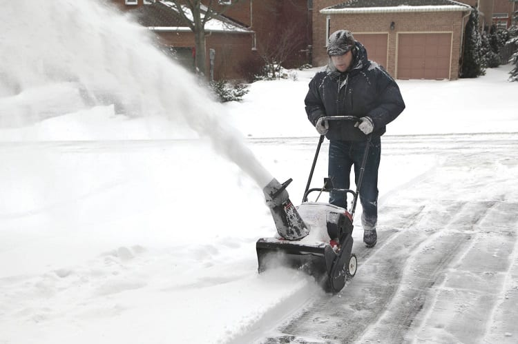 HOW LONG DOES A CORDLESS SNOW SHOVEL WORK?