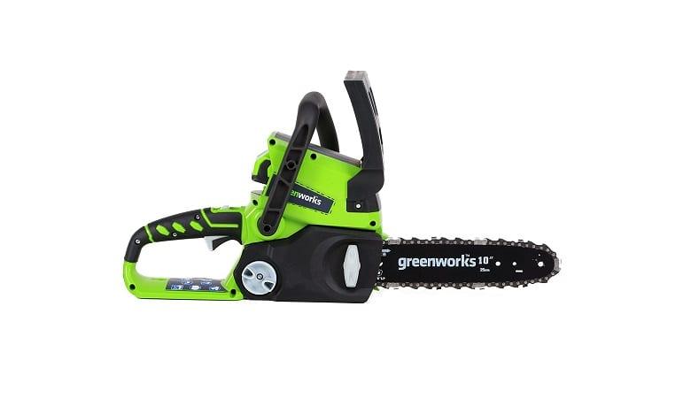 Greenworks 10 Inch Cordless Model