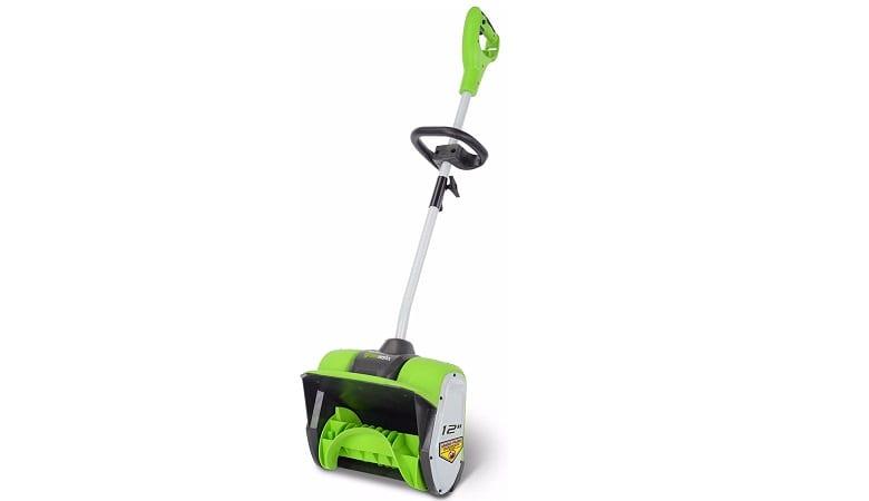 Greenworks Corded Snow Shovel