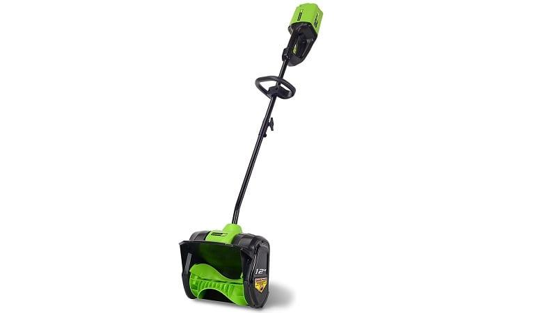 GreenWorks Pro Cordless Snow Shovel