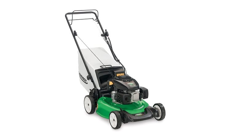 Best Electric Start Self Propelled Lawn Mower 3