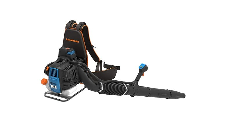 LAWNMASTER NO PULL BACKPACK BLOWER