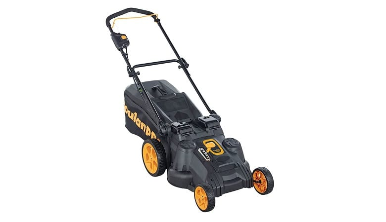 Best Electric Start Self Propelled Lawn Mower 5