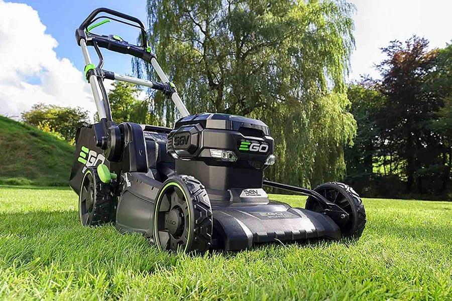 Best Electric Start Self Propelled Lawn Mower