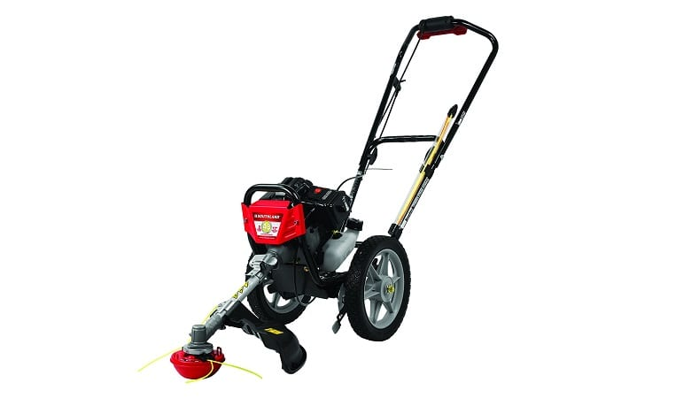 Best Walk Behind String Trimmer: Clearing Grass Fast 4