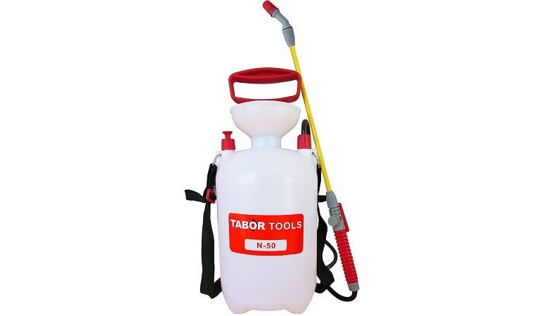Tabor Tools 1.3 Gallon Garden Sprayer