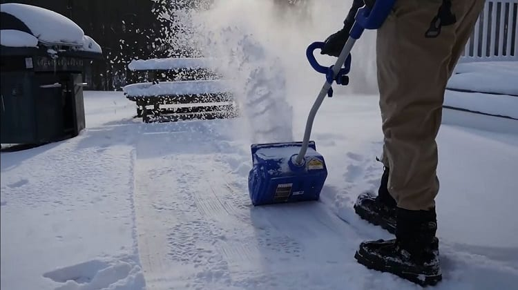 DO ELECTRIC SNOW SHOVELS REALLY WORK?