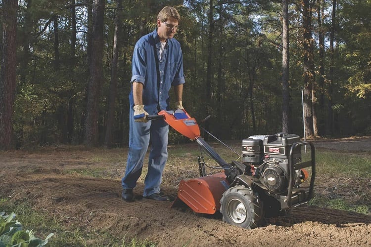 WHAT IS A GARDEN TILLER USED FOR?