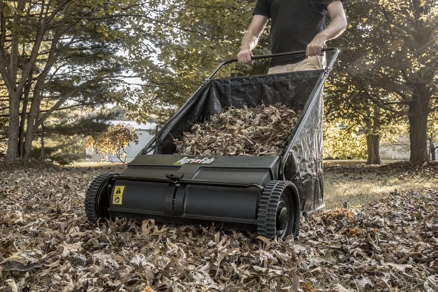 Best Lawn Sweepers For The 2021 Season