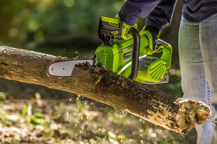 Best Cordless Chainsaws For 2021: Portable Cutting Power