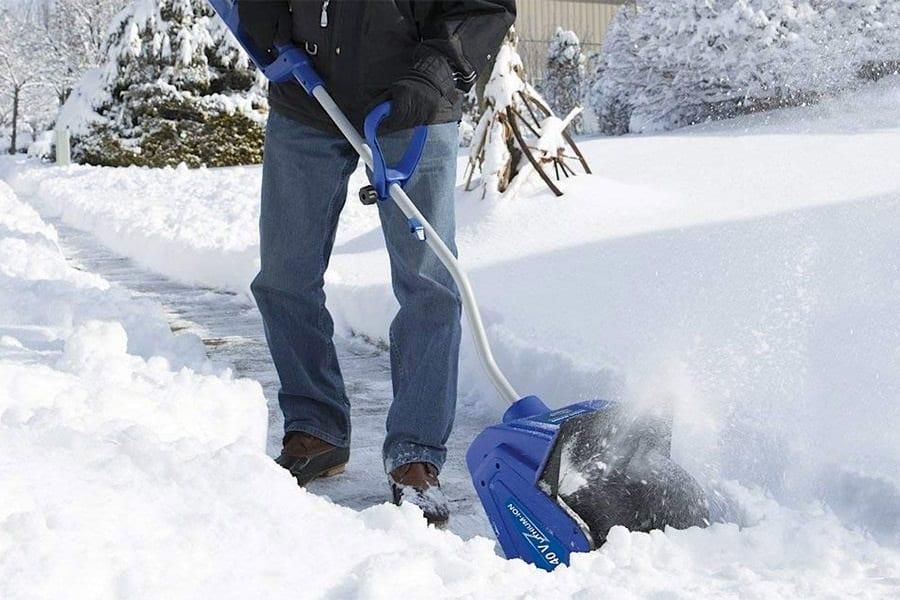 Best Electric Snow Shovel: Making Short Work Of Snow