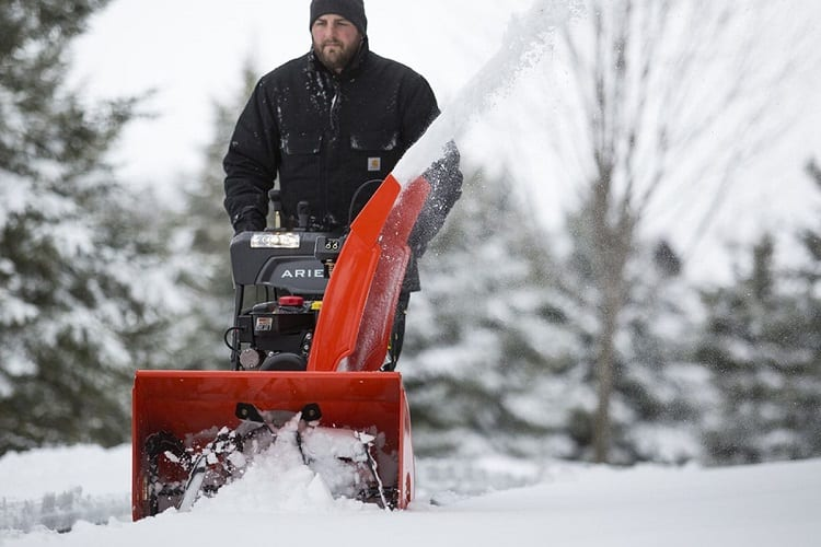 HOW LONG DO CORDLESS SNOWBLOWER BATTERIES LAST?