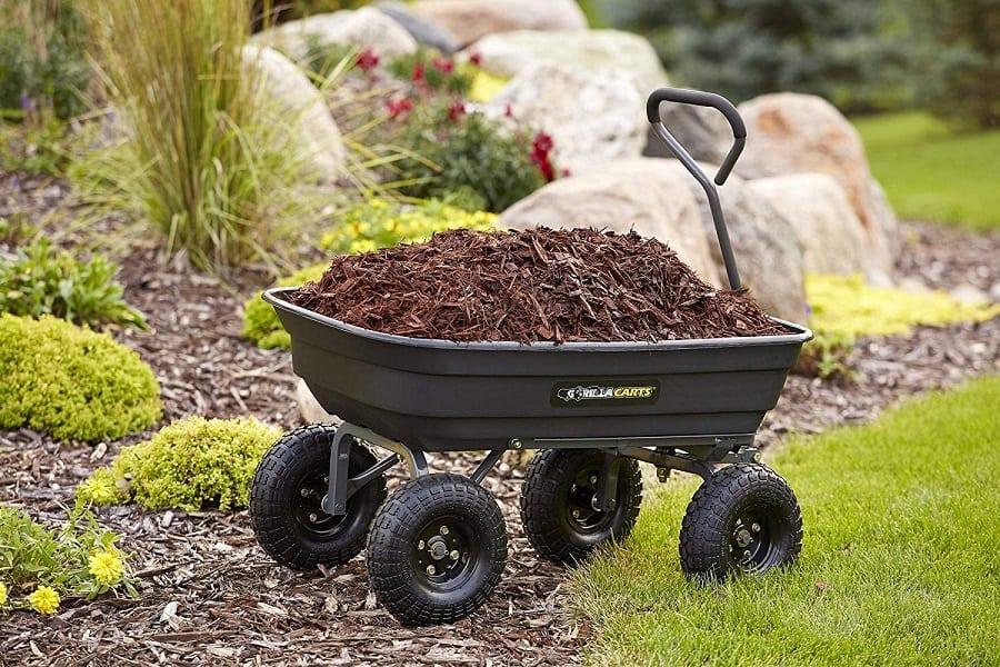 Top 6 Garden Carts And Wheelbarrows For Your Garden In 2021