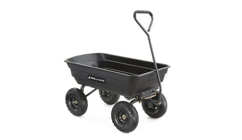 Top 6 Garden Carts and Wheelbarrows For Your Garden In 2021 1