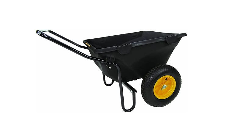 Top 6 Garden Carts and Wheelbarrows For Your Garden In 2021 5