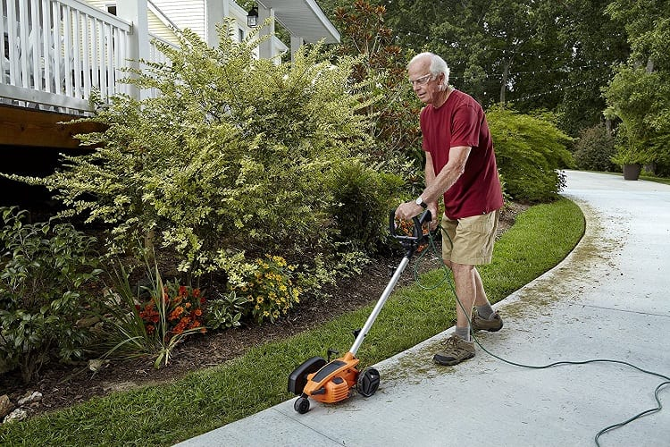 DO YOU NEED A LAWN EDGER?