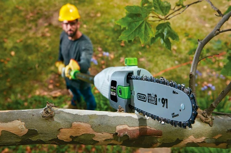 WHAT DO YOU USE A POLE SAW FOR?