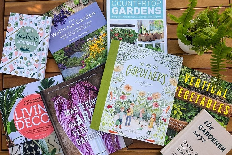 A BOOK ON GARDENING