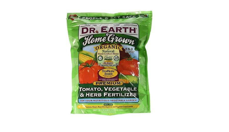 Dr Earth Organic Tomato, Vegetable, and Herb Fertilizer