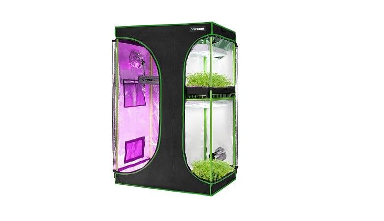 VivoSun Multi Chamber Grow Tent