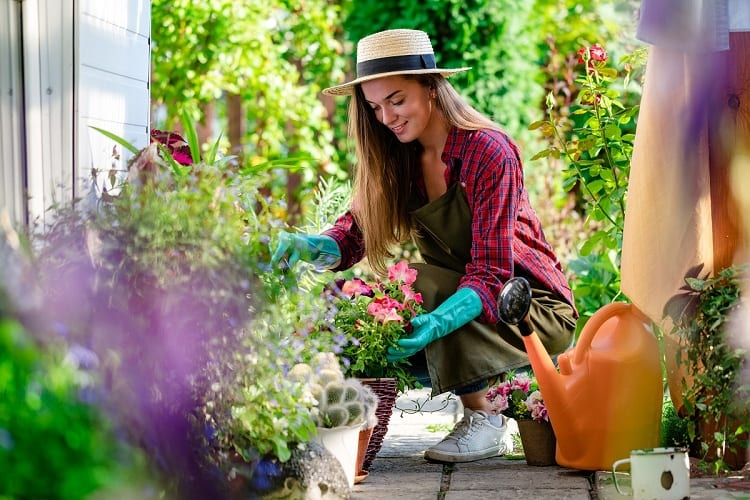 How Many Calories Does Gardening Burn?