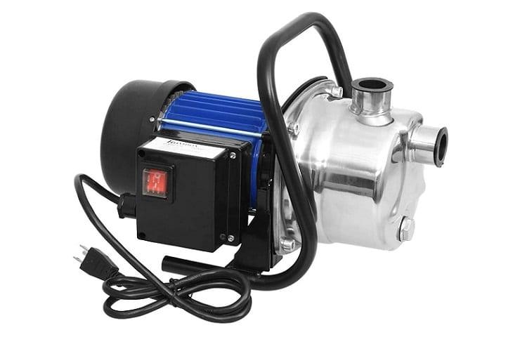 Homdox 1.6HP Lawn Sprinkler Pump Review