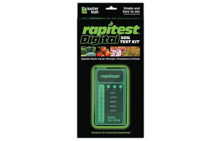 Luster Leaf 1605 Digital Soil Test Kit Review