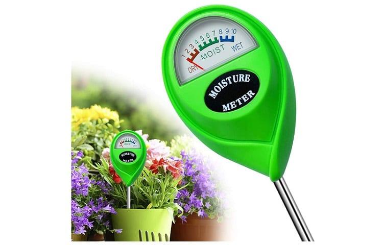 Mural Wall Art Soil Moisture Sensor Meter Review