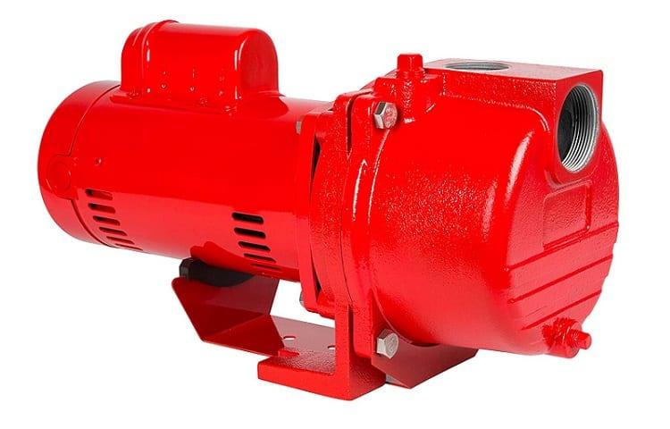 Red Lion RL-SPRK150 Lawn Sprinkler Pump Review