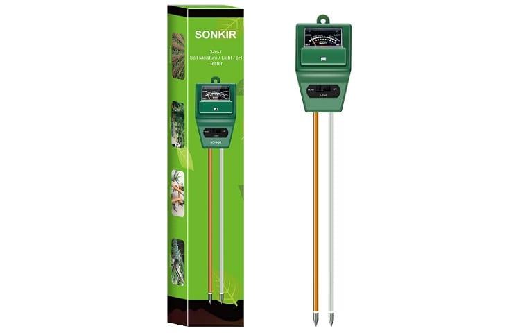 Sonkir Soil pH Meter Kit Review