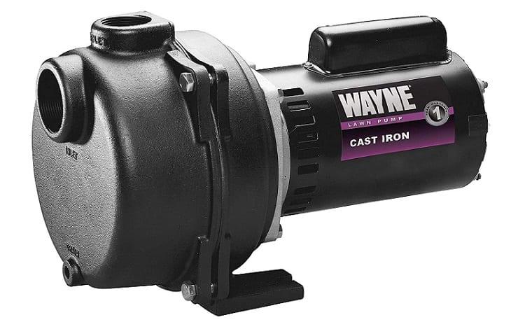 Wayne WLS150 Lawn Sprinkler Pump Review