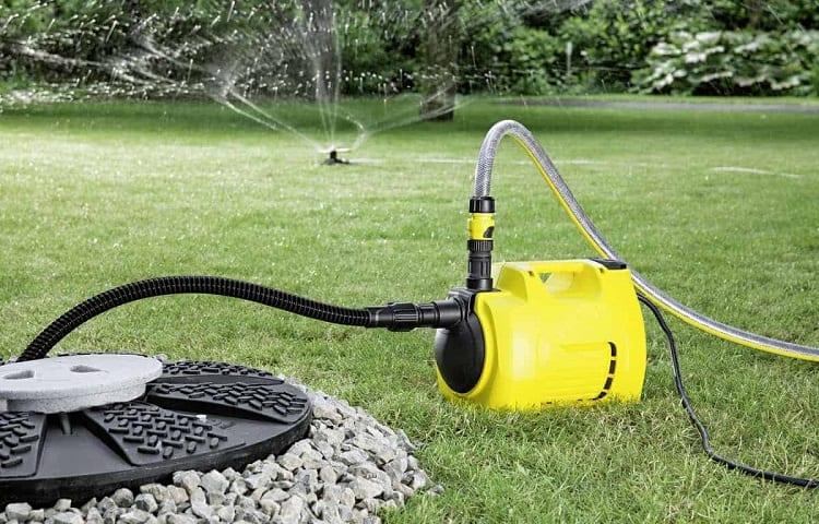 sprinkler pump